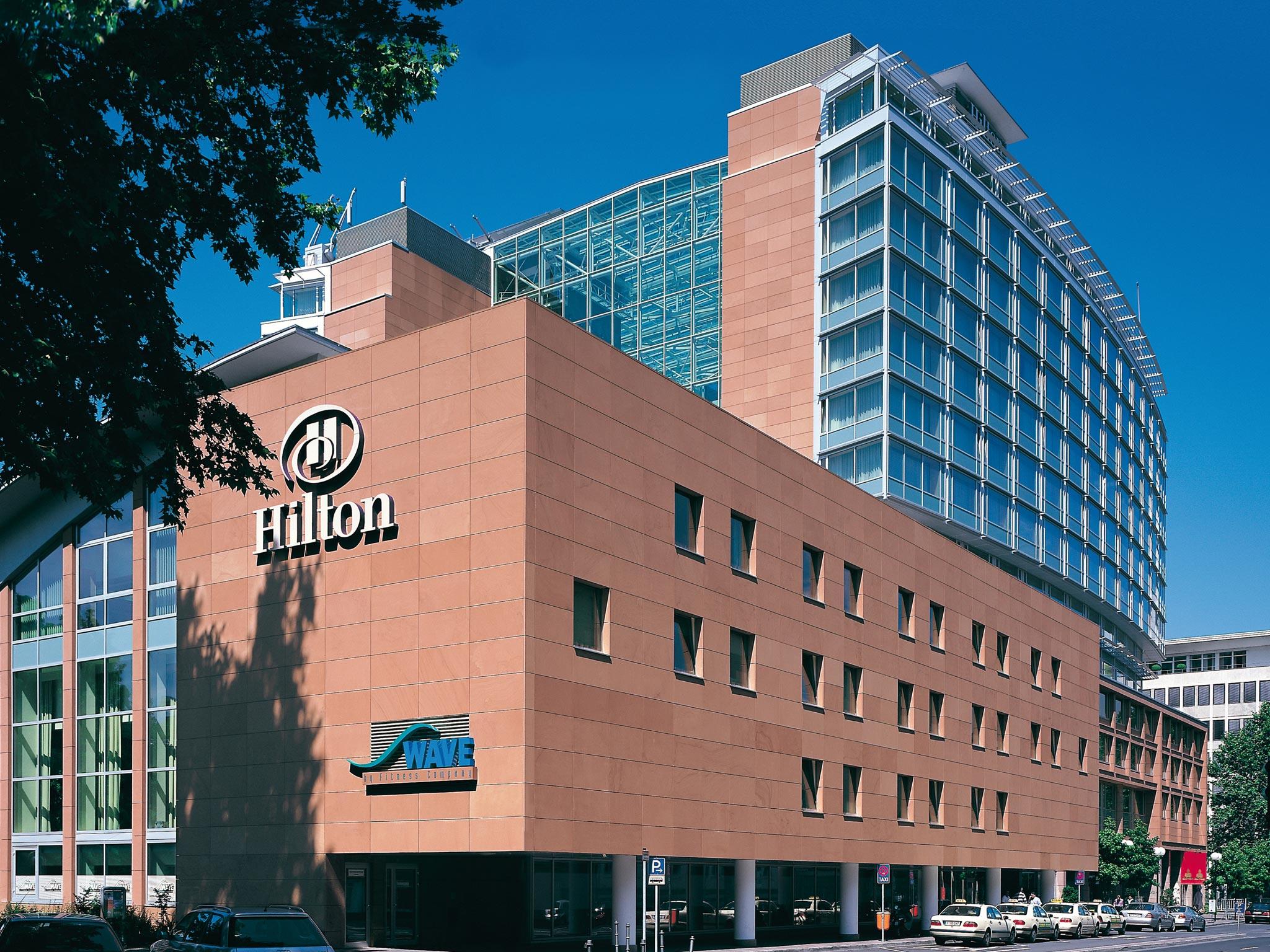 Hotel Hilton Frankfurt City
