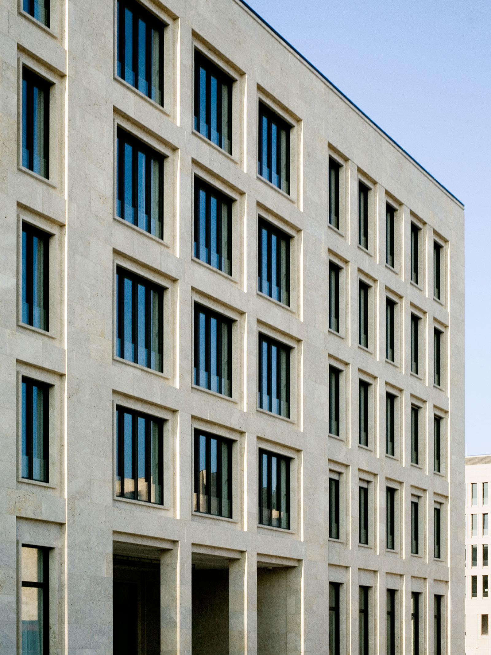 House of finance frankfurt am main references detail - Naturstein frankfurt ...