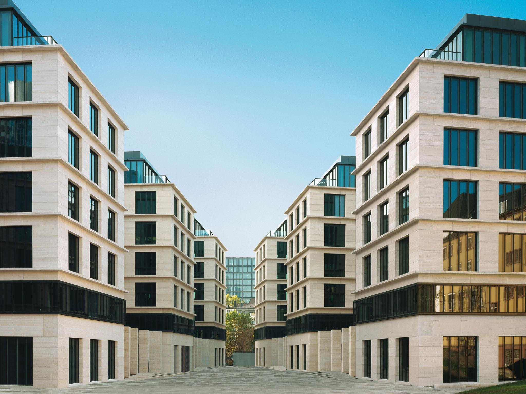 mainbuilding taunusanlage frankfurt am main references. Black Bedroom Furniture Sets. Home Design Ideas