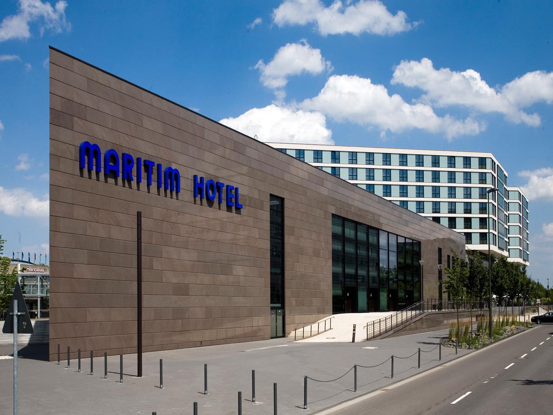 Maritim Hotel Bad Salzuflen Parken