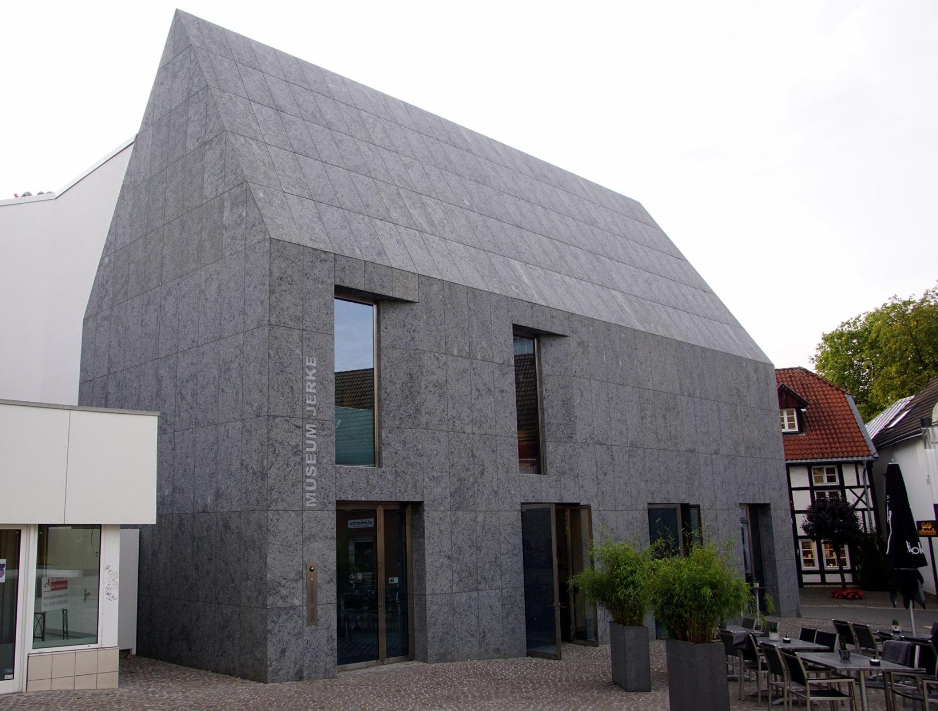 museum jerke recklinghausen references detail hofmann naturstein. Black Bedroom Furniture Sets. Home Design Ideas