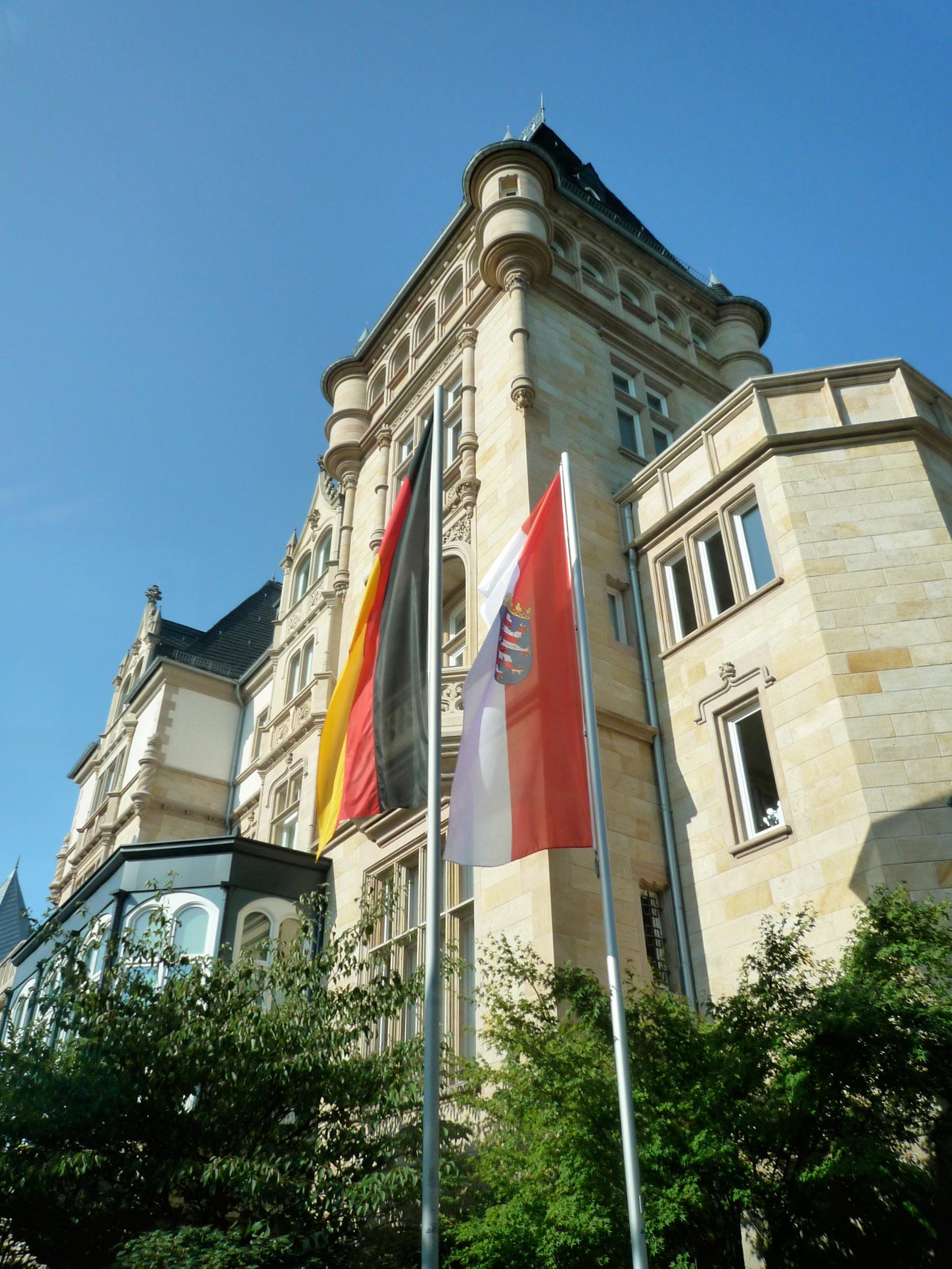 Kennedy Hotel Frankfurt Main