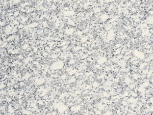 Kristall Weiß, white-grey, Granite