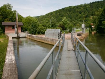 Wasserkraftwerk Niklashausen
